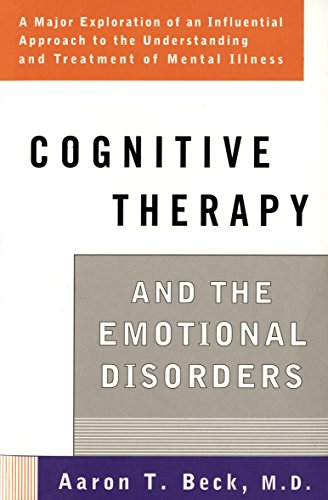 9780452009288: Cognitive Therapy and the Emotional Disorders