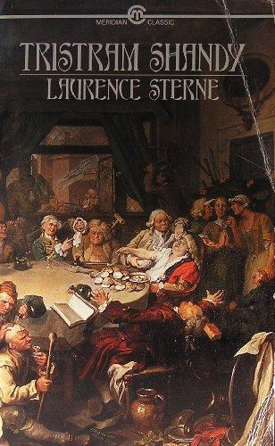 9780452009455: Sterne Laurence : Tristram Shandy (Meridian)