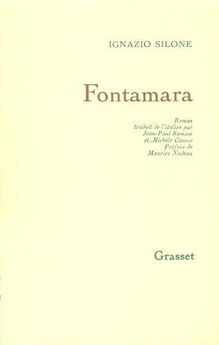 9780452009783: Fontamara (Meridian classics)