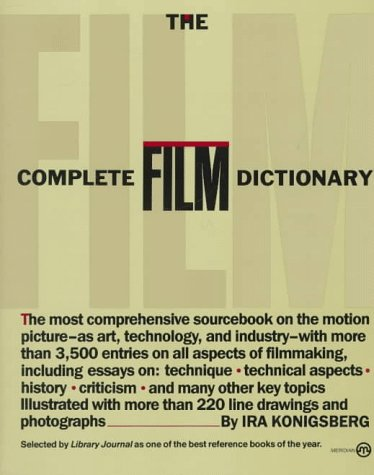 9780452009806: Complete Film Dictionary