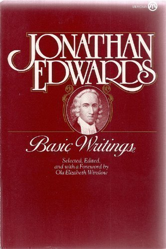 9780452010017: Jonathan Edwards: Basic Writings