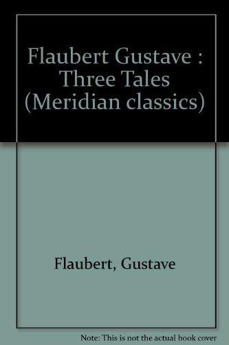 9780452010024: Three Tales