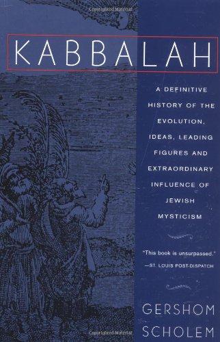 9780452010079: Kabbalah (Meridian)
