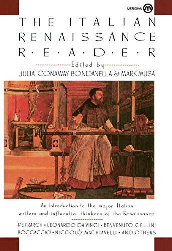 9780452010130: The Italian Renaissance Reader