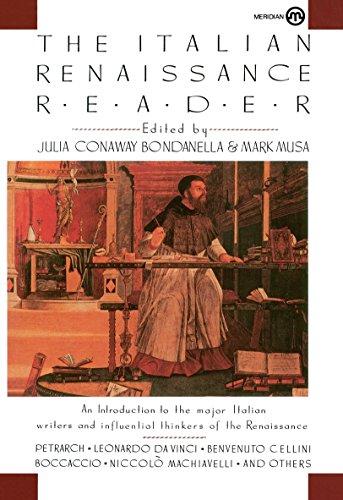 9780452010130: The Italian Renaissance Reader
