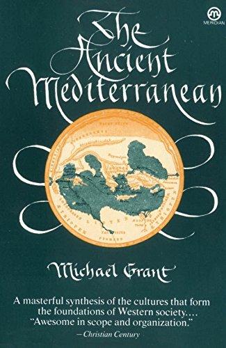 9780452010376: The Ancient Mediterranean (Meridian)