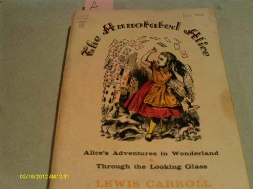 9780452010413: The Annotated Alice (Meridian)