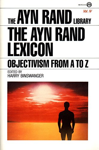 9780452010512: The Ayn Rand Lexicon: Objectivism from A to Z (Ayn Rand Library)