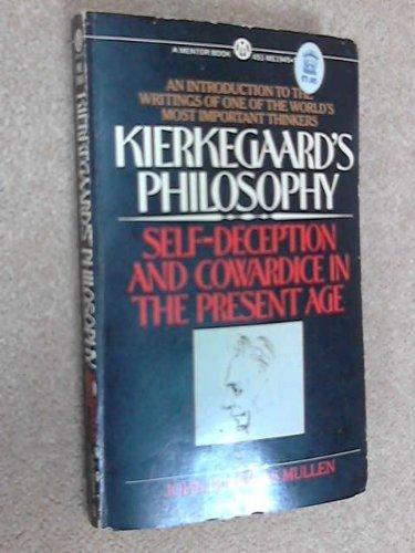 9780452010598: Kierkegaard's Philosophy (A Meridian Book)