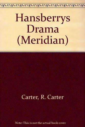 9780452011052: Hansberry's Drama (Meridian)