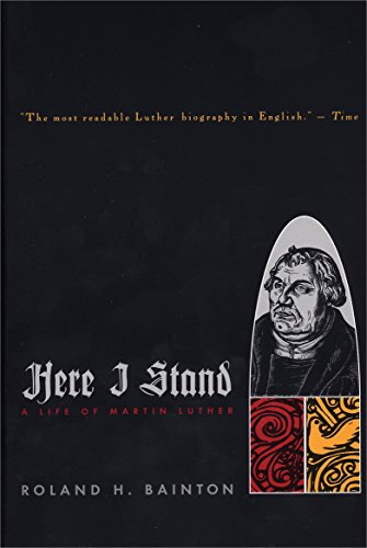 9780452011465: HERE I STAND: A Life of Martin Luther