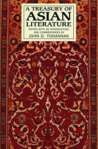 A Treasury of Asian Literature: Arabia, India,: Various