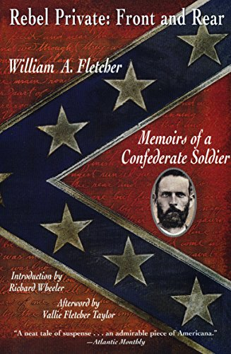 9780452011571: Rebel Private: Front and Rear: Memoirs of a Confederate Soldier