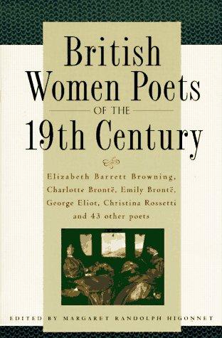 9780452011618: British Women Poets of the 19th Century