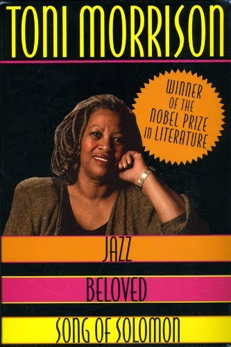 9780452154551: Toni Morrison: Jazz/Beloved/Song of Solomon