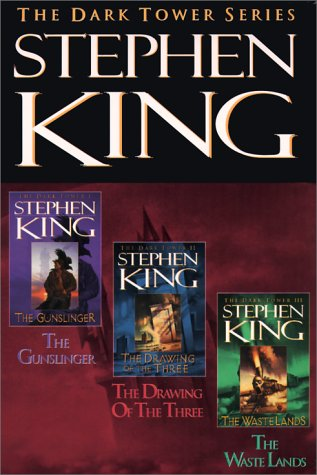 9780452155619: The Dark Tower Series: The Gunslinger, the Drawing of the Three, the Waste Lands