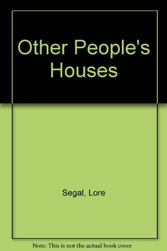 9780452250758: Other People's Houses