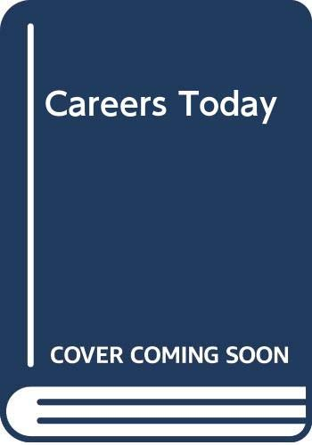 Careers Today (0452251575) by Gene R. Hawes