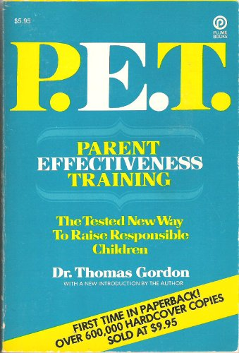 9780452251687: Parent Effectiveness Training