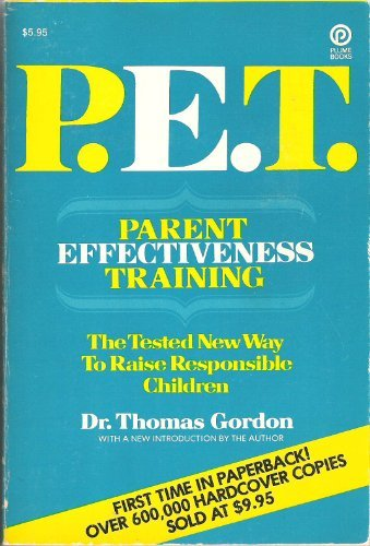 Parent Effectiveness Training: Gordon, Thomas