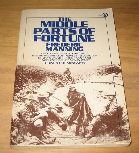 9780452252028: The Middle Parts of Fortune