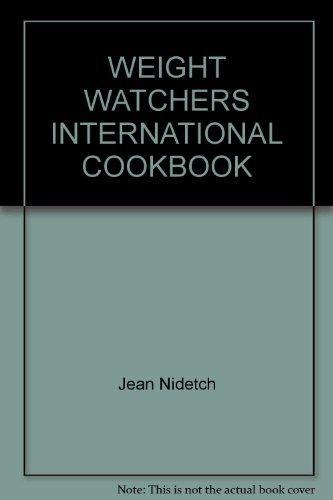 9780452252363: Weight Watchers International Cookbook