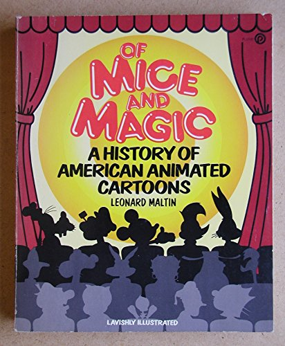9780452252400: Of Mice and Magic: A History of American Animated Cartoons