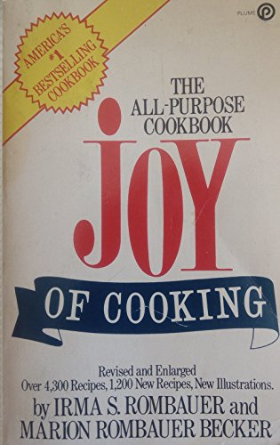 The Joy of Cooking: Single-Volume Edition (Plume): Rombauer, Irma S.;