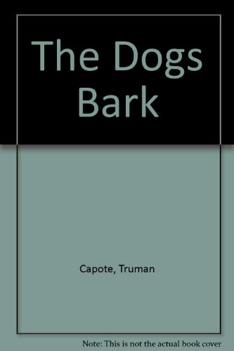 9780452252875: The Dogs Bark