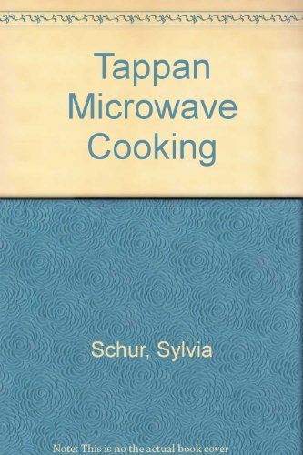 9780452253124: Tappan Microwave Cooking