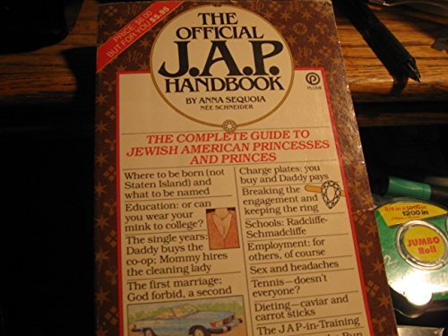 9780452253599: The Official J.A.P. Handbook