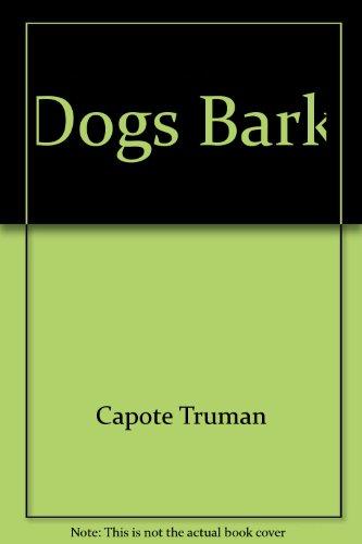 9780452253896: The Dogs Bark