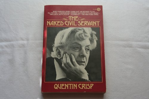 9780452254138: Crisp Quentin : Naked Civil Servant (Plume)