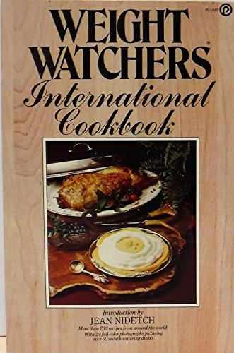 9780452254169: Weight Watchers' International Cookbook