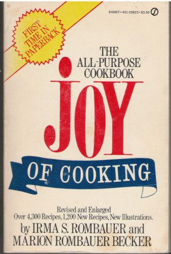 9780452254251: The Joy of Cooking: Single-Volume Edition (Plume)