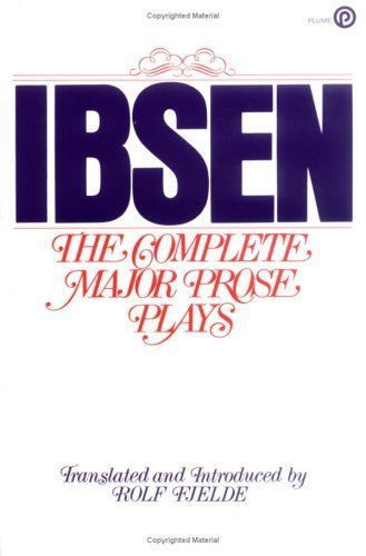 9780452254732: The Complete Major Prose Plays