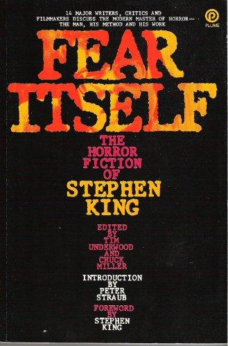 9780452255272: Underwood & Miller : Fear Itself (Plume)