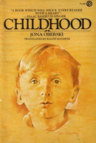 9780452255289: Oberski Jona : Childhood (Plume)