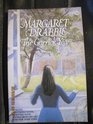 9780452255906: Drabble Margaret : Garrick Year (Plume)
