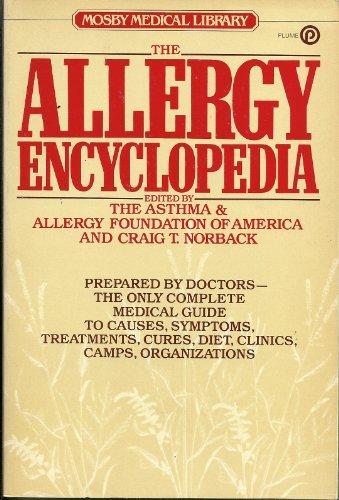 The Allergy Encyclopedia: Norback, Craig; Asthma; Foundation, Allergy