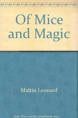 9780452256347: Of Mice and Magic: A History of American Animated Cartoons