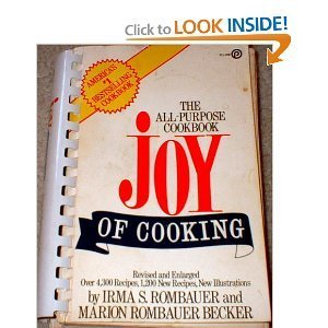 The Joy of Cooking: Comb-Bound Edition (Plume): Irma S. Rombauer;