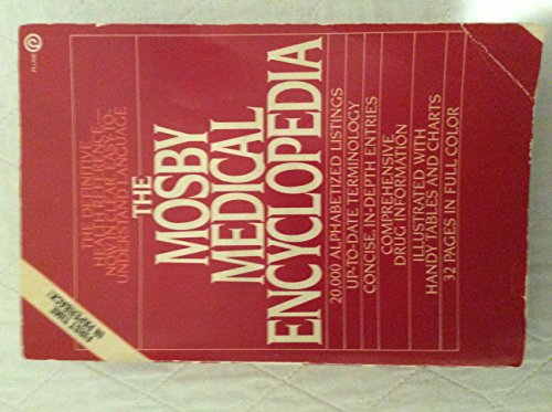 9780452256712: Mosby Medical Encyclopedia (Mosby Medical Library)