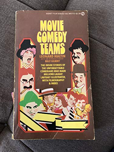 Movie Comedy Teams (Plume) (9780452256941) by Leonard Maltin