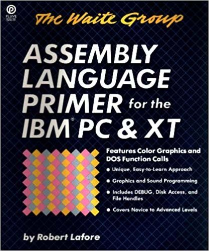 9780452257115: Assembly Language Primer for the IBM PC (Plume Computer Books)