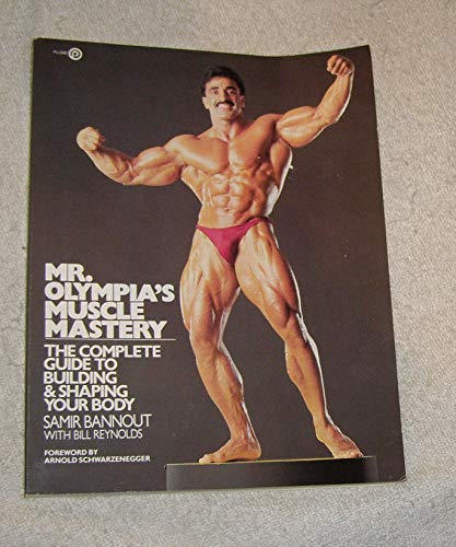 Mr. Olympia (Plume): Reynolds, Bill, Bannout, Samir