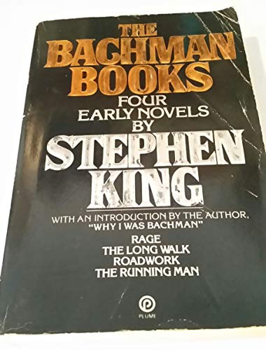 9780452257740: The Bachman Books: Four Early Novels (Plume)