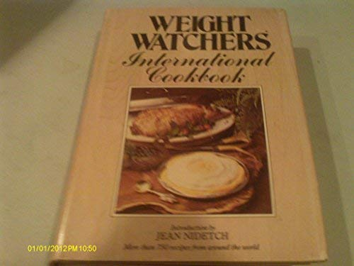 9780452257801 Weight Watchers International Cookbook Abebooks