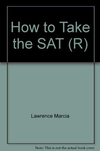 9780452257818: How to Take the SAT
