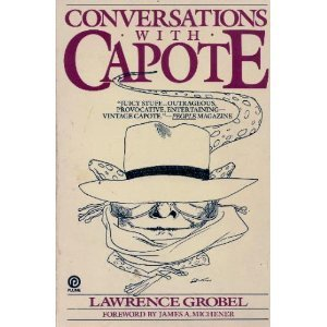 9780452258020: Grobel Lawrence : Conversations with Capote (Signet)